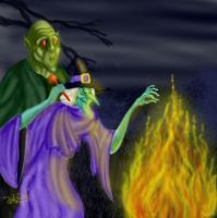 Which Witch Is Which? by DanloS