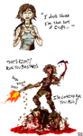 Tomb Raider... by Rather-Drawn
