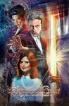 12th Doctor, Clara and Missy by jonpinto