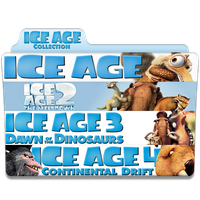 Ice Age Collection Icon by SmokeU