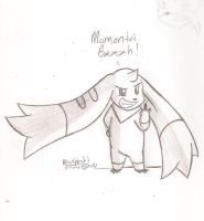 Terriermon Once Again by HowSplendid