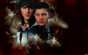 Winchester Brothers by xloz91x