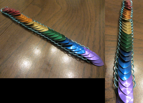 Rainbow Dash Scales by BradsCC