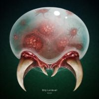 Metroid Larva (Metroid Database Bestiary) by Svartluder