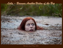 Leila becomes a victim of the bog  QS Sep13 4428 by MichaelLeachPhoto