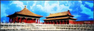 Forbidden City, Beijing by Frnak