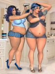 The Blues Sisters by Lardmeister