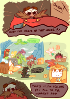 SP: Too many pets??? by DiachanX