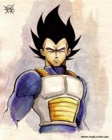 Vegeta 3 by FASSLAYER