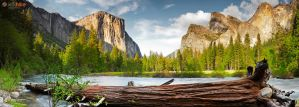 Yosemite by Furiousxr
