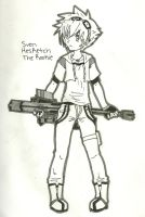 Sven Hesketch The Rookie by FeedTheBirds