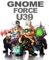 Gnome-Force! by su-ke
