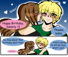 .:CB Birthday Sex:. by Dawnrie