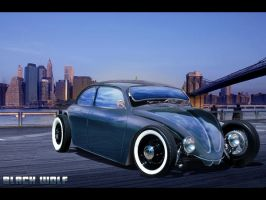 vw Beetle by The-king-of-chaos