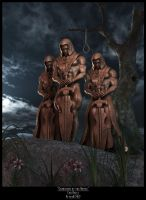 Guardians of the Noose  (for Odile) by PeterN64