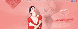 anna hathaway by realhoped