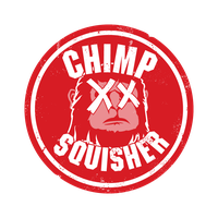 Chimp Squisher by matt-torch