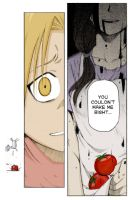 FMA Manga - Make Me Right by killthedrummer