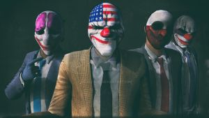 Payday 2 x4 by Binary-Map