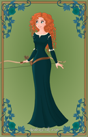 Merida by FaiLymForever