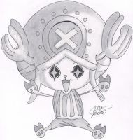 Tony Tony Chopper by jetg10