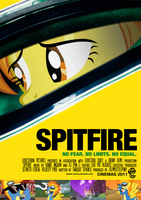Spitfire Senna MLP by Skeptic-Mousey