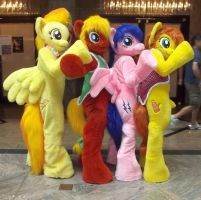 Show your Cutiemark MLP Fursuit Pony at EF 19 by AtalontheDeer