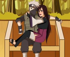 CM: Kakashi and Bijin by Chloeeh