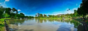 Chatuchak Panorama Day by comsic