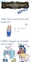 League of Legends Meme by Tabitha-sensei