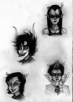 Troll Portraits by StationTwenty