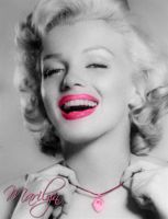 Marilyn: Tickled Pink by vintage-queen