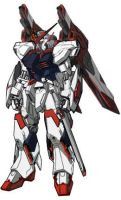 SEED Gundam Type 2 by RedZaku