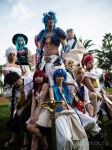 MAGI THE GATHERING ALA 2013 by Deadpool790