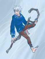 Jack Frost by robotRainbows