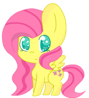 Fluttershy by TurtleLogic
