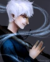 ROTG: Jack Frost by villainesayre