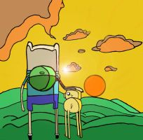 Adventure time cover by 15Doctor