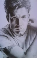 Ben Affleck by Tomicko