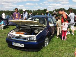 VW MANIA 2009  Shine Golf III. by JJx95