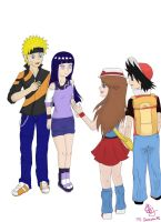 PC: Luckyshipping and Naruhina by sasuxsaku842