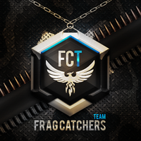 Frag Catchers Team Emblem by Lukezz
