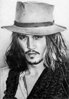 Johnny Depp2 by XxSanuyexX