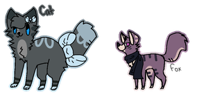 Mystery Adopts -CLOSED- by Pet-WorId