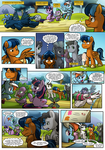Lightning Rider Mini-Comic: The Test Flight (pg.3) by BuizelCream