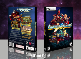 Awesomenauts PC Cover by MindFyre