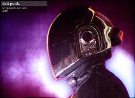 Daft Punk by nyte