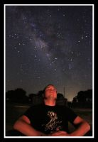 Stary Night 8 by puzzlerf