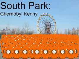 South Park Chernobyl Kenny by Lordmichael95