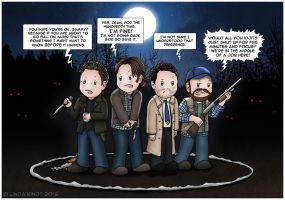 Supernatural by Isriana